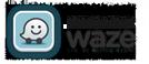 Chegue com Waze - Piscicultura São Jerônimo